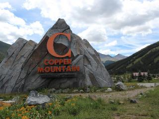 Copper Queen Condo - Copper Mountain vacation rentals