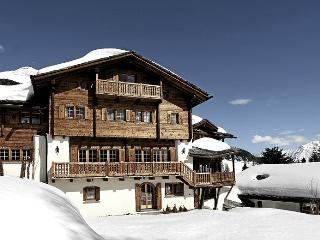 Alpine luxury chalet for rent - Davos vacation rentals