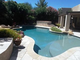 Home on Golf Course Gated Community - Scottsdale vacation rentals