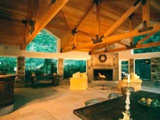 The Stone Lodge in Kenwood ~ 5 bedroom/5 bath - Kenwood vacation rentals