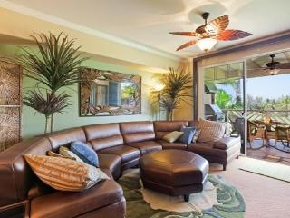Newly Reduced Rates for Summer and Fall 2014 in this premiere property-Waikoloa Beach Villas M23 - Waikoloa vacation rentals