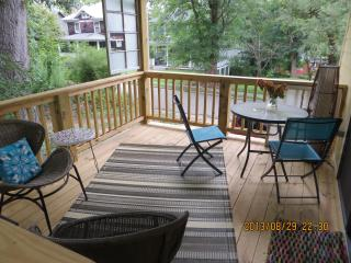 LABOR DAY SPECIAL Montford Downtown Hideaway - Asheville vacation rentals