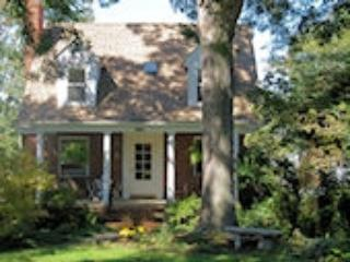 Massie House - Charlottesville vacation rentals