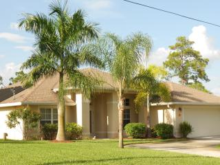 Beautiful Vacation Home with Heated Pool Near Golf, Shopping, Baseball & Beaches - Lehigh Acres vacation rentals