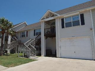 This lovely 3\2 townhome is just a short walk to the beach in downtown Port A - Port Aransas vacation rentals