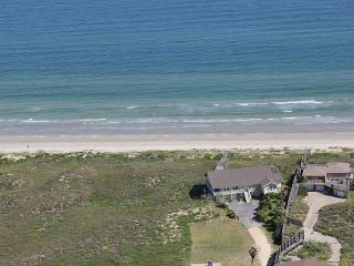 Spectacular Gulf Front Beach Home directly on the Beach! - Port Aransas vacation rentals