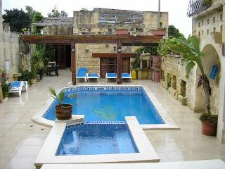 For a peaceful and Tranquille holiday in Gozo sister Island of Malta - Xewkija vacation rentals