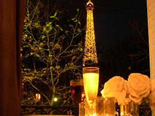 Beautifully Remodeled Apartment with Eiffel Views - Paris vacation rentals