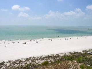 Apollo 706 - Recently Updated Beachfront Condo! - Florida South Gulf Coast vacation rentals