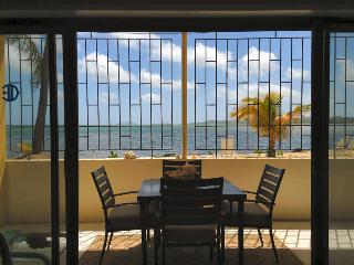 Toes in the Sand II-2bd *Beachfront* Special Price - Christiansted vacation rentals