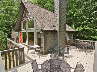 Gorgeous updated chalet with room for the whole family - Gatlinburg vacation rentals