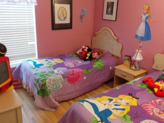 Alices Wonderland is waiting. Sleep Number King Bed for added Comfort - Kissimmee vacation rentals