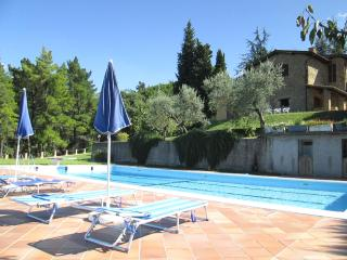 VILLA BEL POSTO +PRIVATE POOL-  SPECIAL PRICE 2015 ADVANCE BOOKING!!! - Panicale vacation rentals