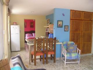 Casa Rosa. Beach Front MIDDLE Apartment, Chelem - Chelem vacation rentals