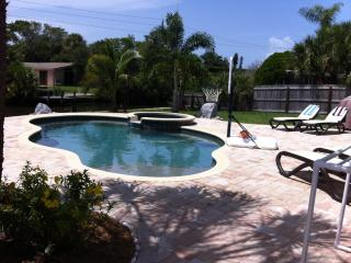 A Siesta Tropical Retreat - Island Pool Oasis - Siesta Key vacation rentals