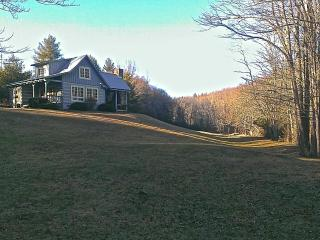Blue Ridge Mountain 'Solitude' on The Little River - Sparta vacation rentals