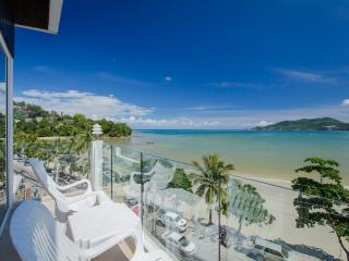 two-bedroom apartment with sea view (4 adults) 120m2 - Patong Beach vacation rentals