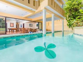 Casa Buena Suerte - Luxurious villa with 3 levels, pool, rooftop terrace & priceless views - Playa del Carmen vacation rentals