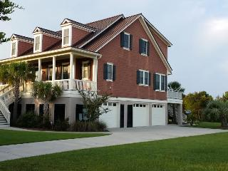 Lush 5 Bedroom Tidal Island Home on Private Road - Johns Island vacation rentals
