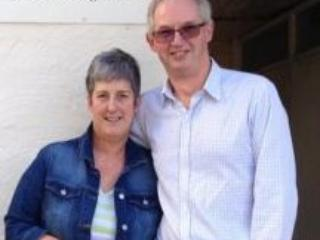 Dianne and Adrian-  Owners of Isabella at Kyneton - Dianne Padgham