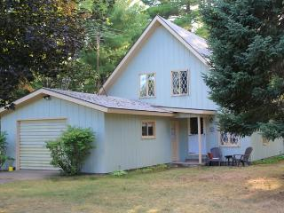 Manistee River Retreat - Flyfishing at its best - Northeast Michigan vacation rentals
