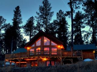 Beautiful Cabin near Deadwood and Sturgis - South Dakota vacation rentals