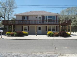 Beach house LBI Affordable $1750-$1950 weekly rate - Long Beach Township vacation rentals