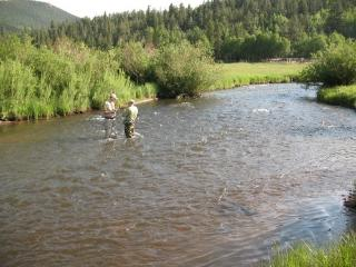 Lazy River Ranch, Mountain, Fishing, Cabin Retreat - Lake George vacation rentals
