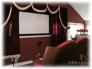 Beach Cottage/12 foot Movie Theater - Michigan City vacation rentals
