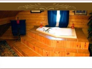 Beautiful Luxury Log River Escape Cabins - Luray vacation rentals