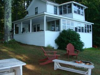 Great camp on the water - Acton vacation rentals