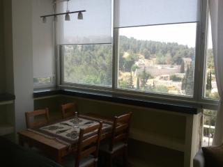 Stylish flat with great view - Jerusalem vacation rentals