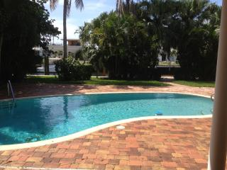 SINGER ISLAND HOME WITH BOAT SLIP FOR RENT - Singer Island vacation rentals