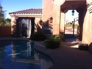 Luxurious Riverfront Home w/ Private Beach & Bar - Needles vacation rentals