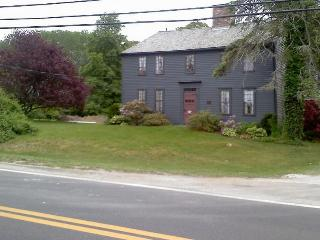 Charming historic home in Village of Barnstable - Barnstable vacation rentals