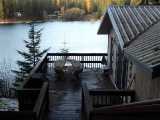 Hayden Lake Waterfront Cabin and Bunkhouse - Hayden Lake vacation rentals
