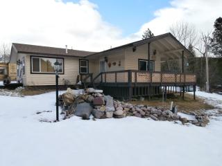 HOME 7 MILES FROM WEST ENTRANCE OF GLACIER - Columbia Falls vacation rentals