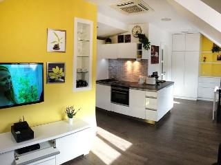 Your design nest with a large terrace in Prague's Old Town. - Prague vacation rentals