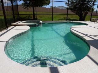 Large 6 Bedroom Villa With Spa and Games Room. 609CD - Disney vacation rentals