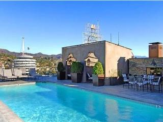 Hollywood Upscale Loft with Pool, Gym, View & More (3423) - Los Angeles vacation rentals