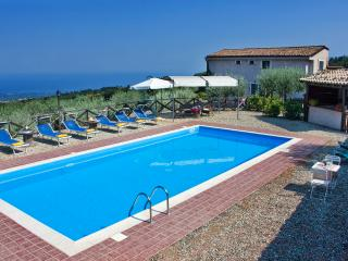 SUN OF SICILY: luxury villa with private pool, park, vista - Sicily vacation rentals