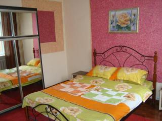 Colorful apartment in the center - Independence Sq - Kiev vacation rentals