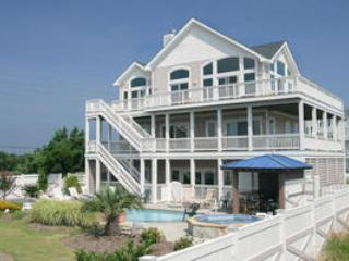 Tommy Bahama House - Hatteras Island vacation rentals