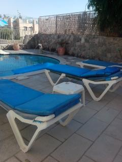 2B/R villa, private pool close to the sea - Eilat vacation rentals