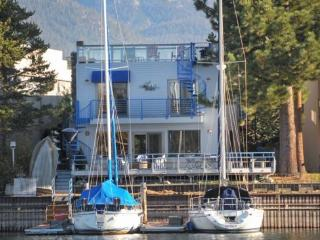 Tahoe Keys Front and Center - Waterfront Home - South Lake Tahoe vacation rentals
