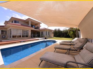 Oceanside Villa. Executive beachside home with private pool and ocean views. - Western Australia vacation rentals