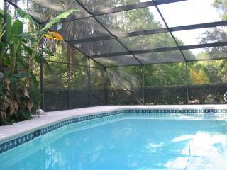 Scarlet Rose River House with Private Pool, 5 Acres, HDTV, Lanai - Florida North Atlantic Coast vacation rentals