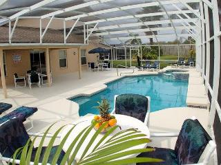 Comfortable and Spacious 5 Bedroom Pool Home in Hampton Lakes - Kissimmee vacation rentals