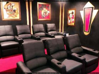 Mickey's Movie House. 2 Amazing Masters and Awesome Cinema Room - Kissimmee vacation rentals