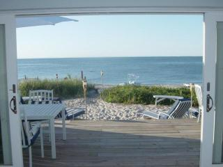 Luxurious, Beachfront, Real Beach House All Year 5 min Wineries Hamptons - Long Island vacation rentals